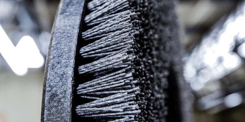 "Hahl Pedex Abrasive Filament 4/"" Natural"