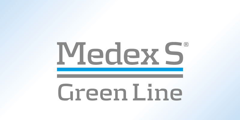 Medex S® Green Line - aus nachhaltigen Ressourcen