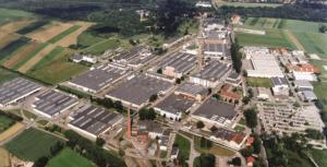 Standort Bobingen Deutschland - Perlon Nextrusion Monofil