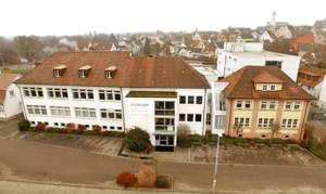 Standort Munderkingen Deutschland - Perlon Nextrusion Monofil