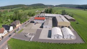 Standort Wald-Michelbach Deutschland - Perlon Nextrusion Monofil