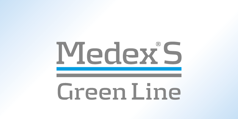 Medex® S Green Line - Based on sustainable resources